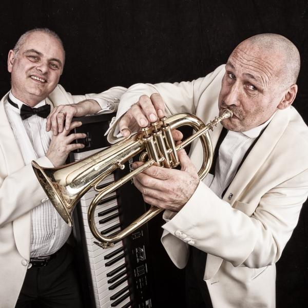 The Post Modern Pair Jazz Duo Lancashire