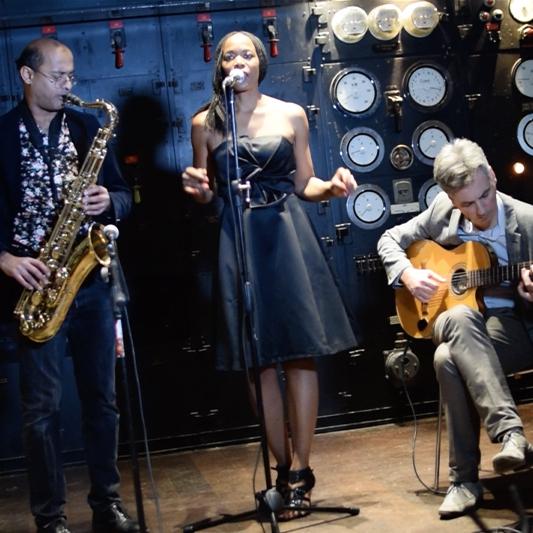 Indigo Jazz Jazz Trio London