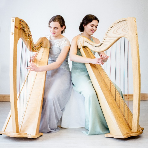 Ace of Harps Harpist Kent