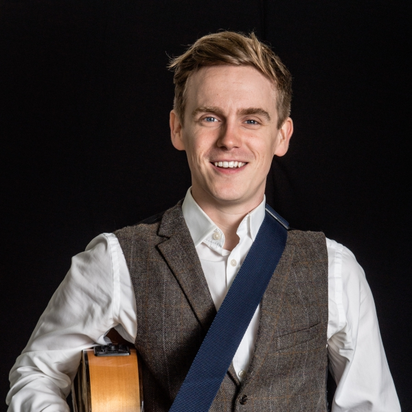 Ryan Gene Classical Guitarist Lancashire