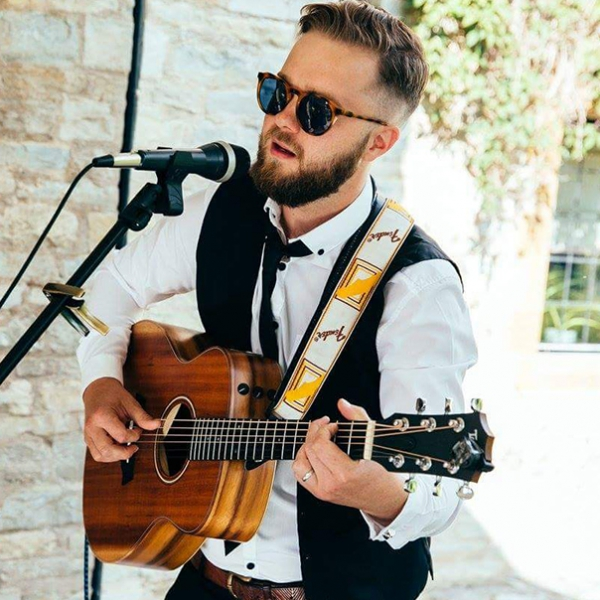 James Alexander Singer Guitarist Dorset