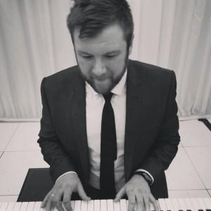 James Robert Pianist West Yorkshire