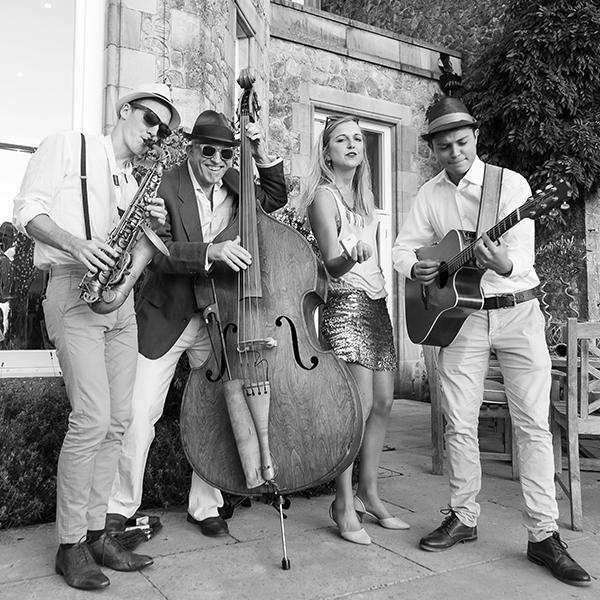Jazz It Up Jazz Band London