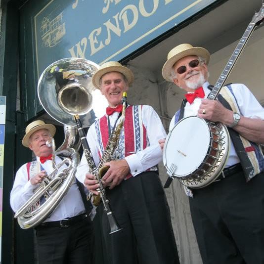 Silver St Dixie Trio  Hertfordshire