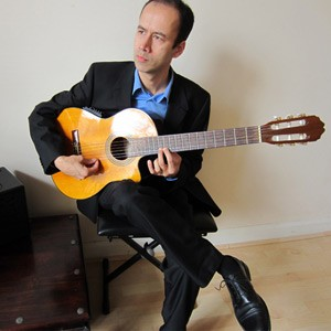 J F Guitar Classical Guitarist London