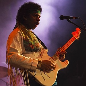 (Jimi Hendrix) Jimi Jon Experience Jimi Hendrix Tribute Band West Midlands