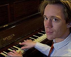 Joseph Barton Pianist East Yorkshire