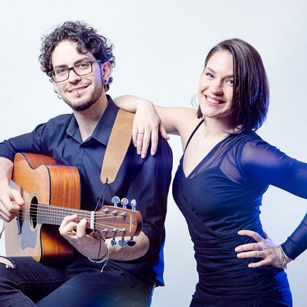 Just2Duo Acoustic Duo London