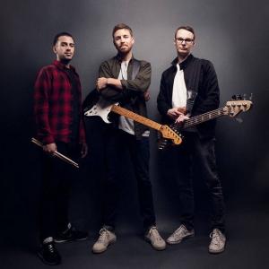 Kickstarters Rock and Pop Trio London