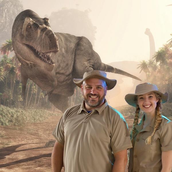Online Jurassic Dinosaur Party Online Kids Party Staffordshire