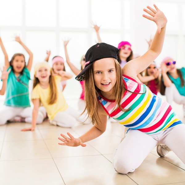 Online Dance Workshop Party Online Kids Party Staffordshire