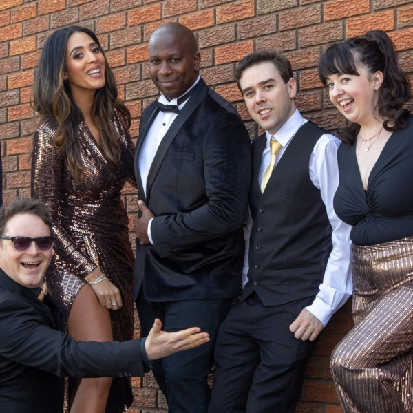 La Frontera Pop, Soul and Funk Band Merseyside