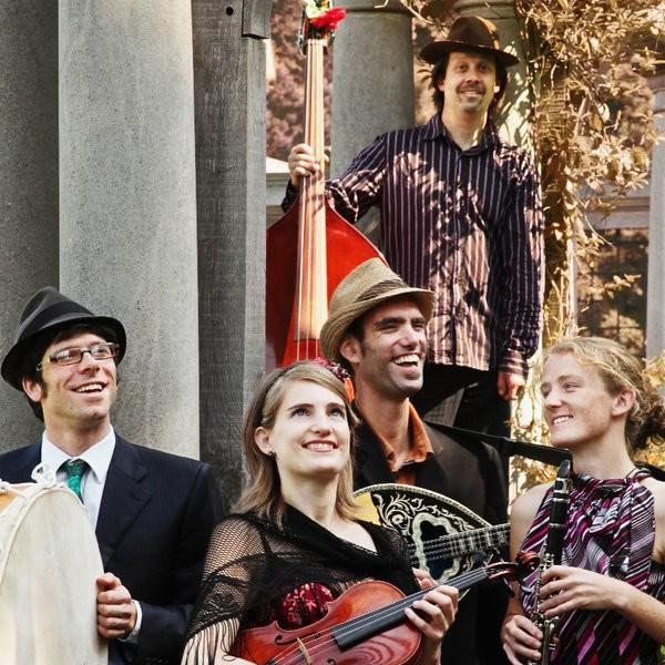 Mazel Tov Klezmer/ Balkan Band London