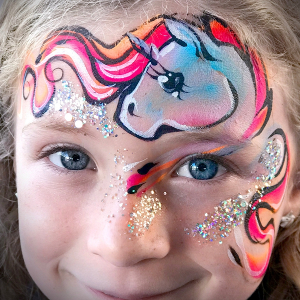 Amazing Faces Face Painter Aberdeen