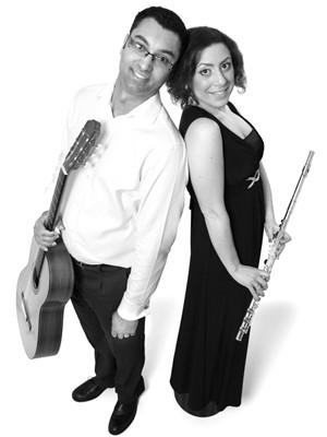 Latino Duo  Surrey