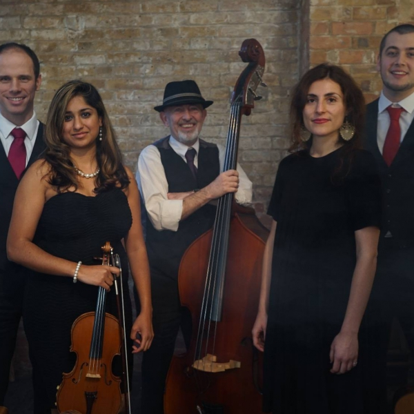 Hot Club De Londres Gypsy Jazz Quintet London