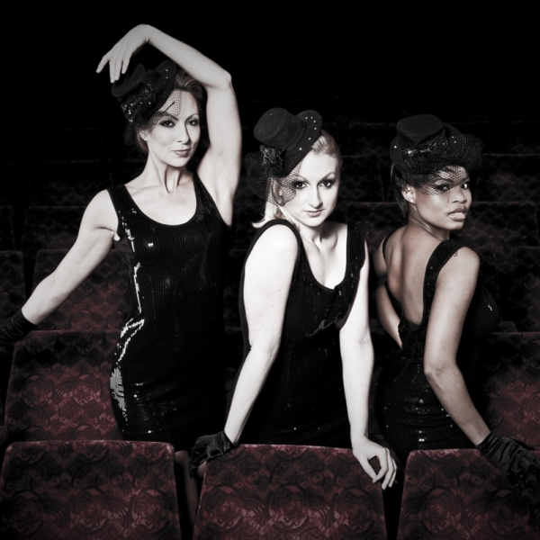 Cabaret Sensation Cabaret Vocal Trio Surrey