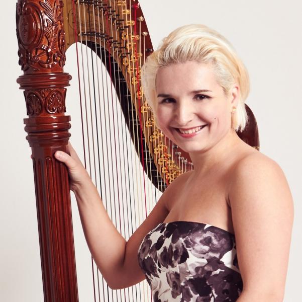 The Wedding Harpist  London
