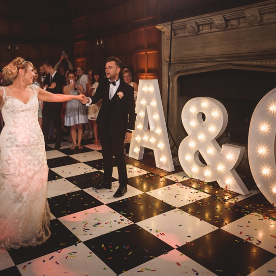 Let There Be Light Light Up Letters & Love Signs Essex