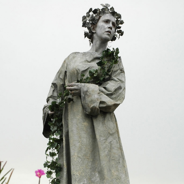 Living Human Statues Living Statues Northamptonshire