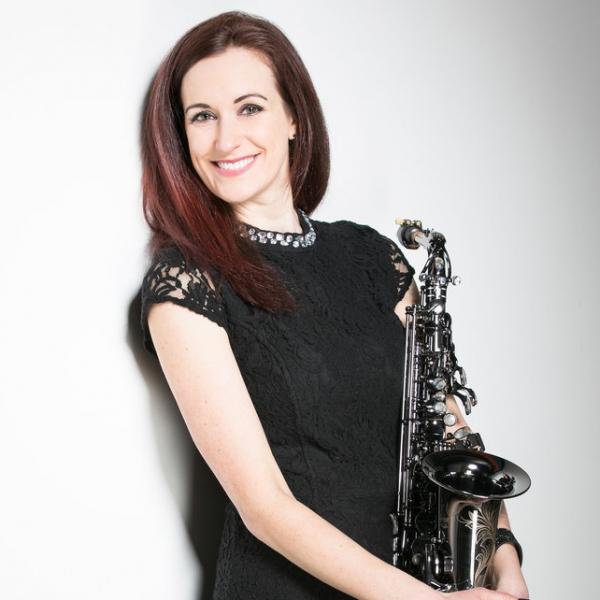 Lizzie B Sax Saxophonist Berkshire