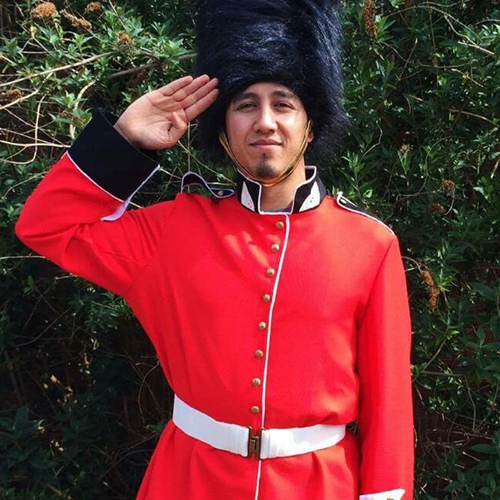 London Guards London Guards Walkabout Characters Leicestershire