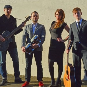The Alua Quartet Pop Songs in a Latin Style London
