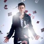 Luca Valentino Magician Staffordshire