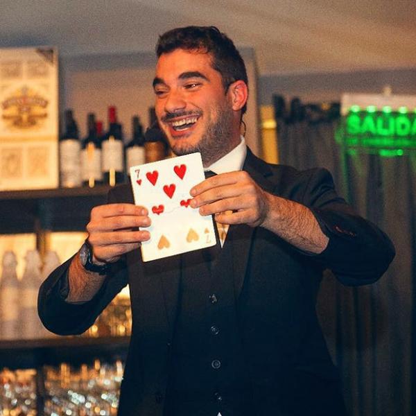Magician Ariel Magician Aberdeen