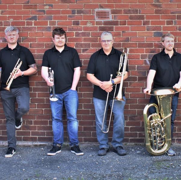 Bracken Hill Brass Brass Band West Yorkshire