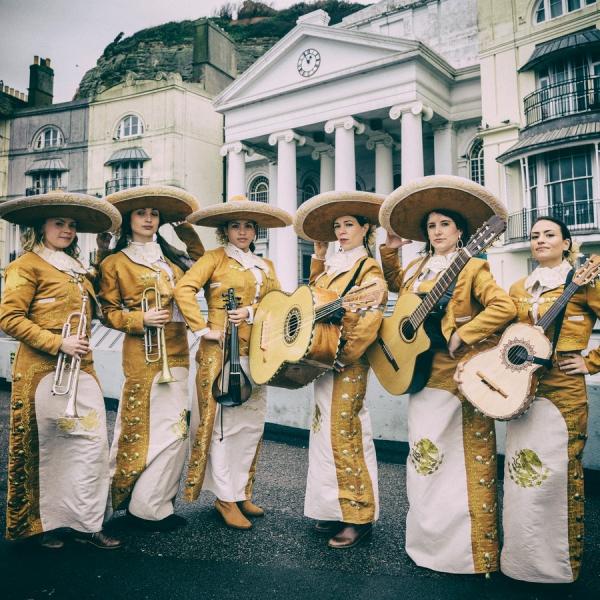 Mariachi Las Marietas Mariachi Band London