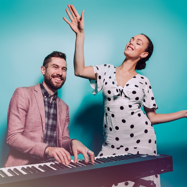Mali and Me Vocal and Piano Duo Greater Manchester
