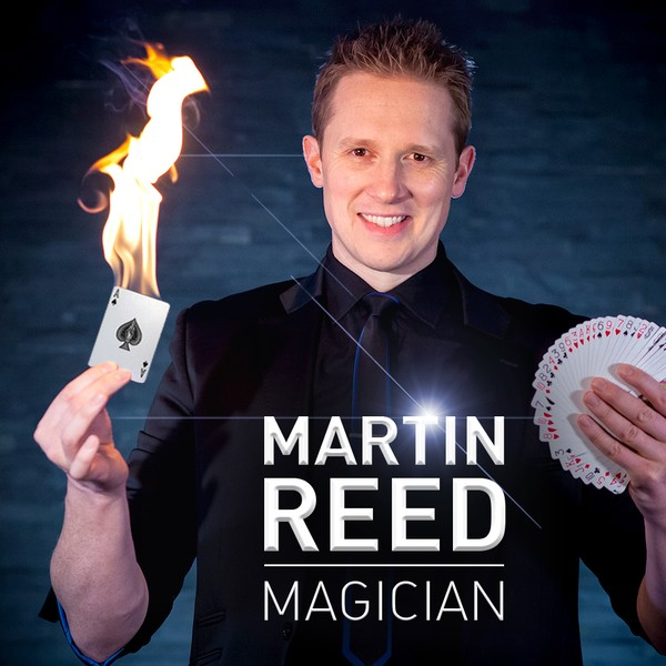 Martin Reed Magician West Sussex