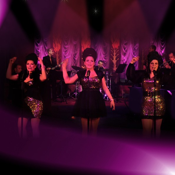 The Motown Marvellettes Soul Band South Yorkshire