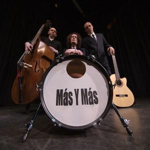 Mas Y Mas Latin, Salsa or Cuban Band Nottinghamshire