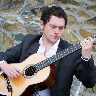 Henry Robinson Classical Guitarist Vale of Glamorgan