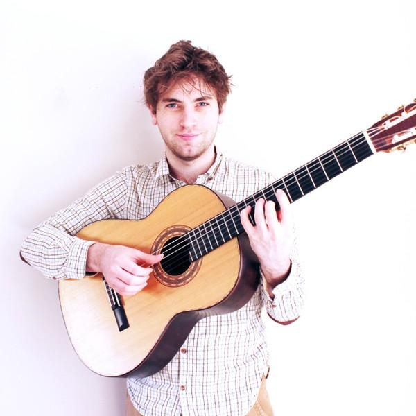Matt Whiting Classical Guitarist Greater Manchester