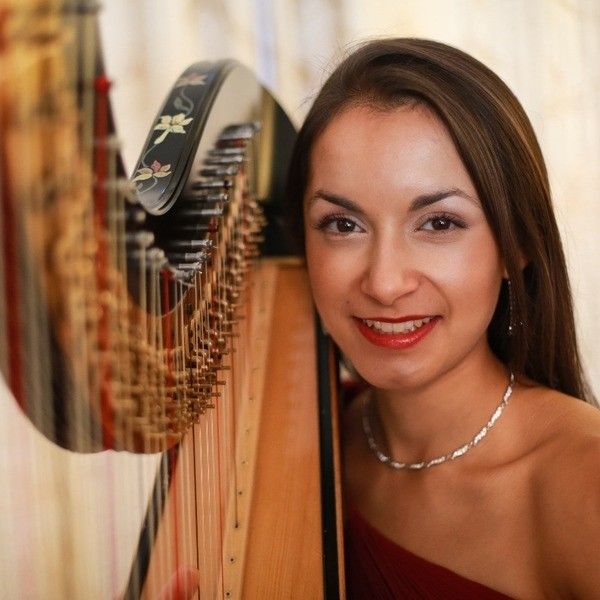 Melissa (Harpist)  London