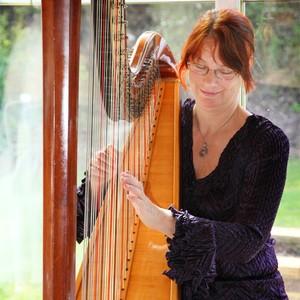 M F Harp (Harpist) Harpist Somerset