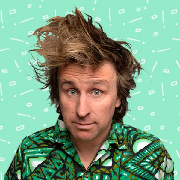 Milton Jones Comedian London
