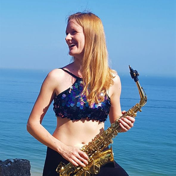 Missy E Saxophonist East Sussex