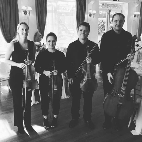 Moore Strings String Quartet East Yorkshire