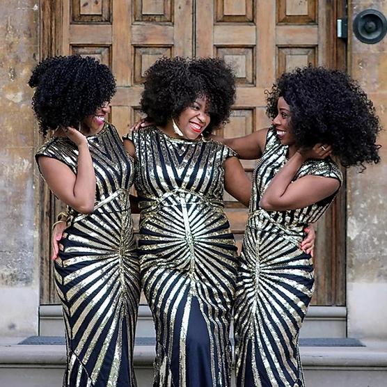 Motown Glamour Motown Vocal Trio Surrey