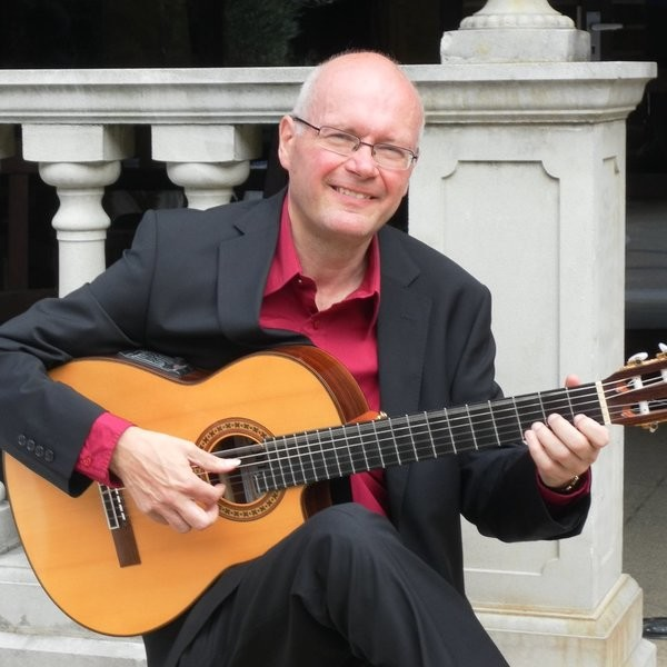 Neil Brown Classical Guitarist Hampshire