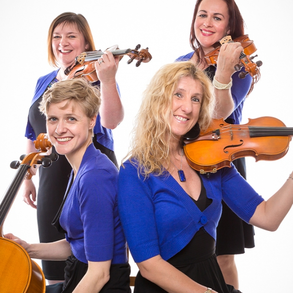 North East Strings String Quartet Northumberland