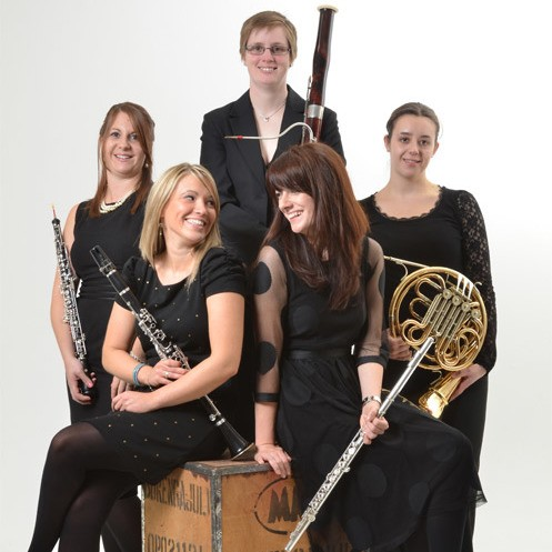 Note Ability Classical Wind Quintet West Midlands