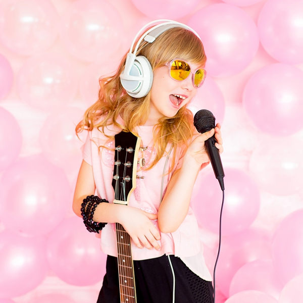 Online Pop Star Party Online Kids Party Staffordshire