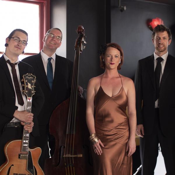 Satin Doll Jazz Band Bristol