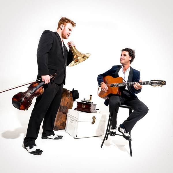 Paris Swing Jazz/ Swing/ Latin Duo Leicestershire