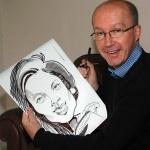 Pauls Caricatures Caricaturist Kent